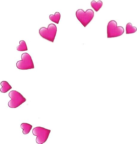 corona de corazones rotos tumblr png vernajoyce blogs