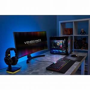 Authority Lighting Corsair Vengeance 5180 Gaming Pc Review Pc Gamer