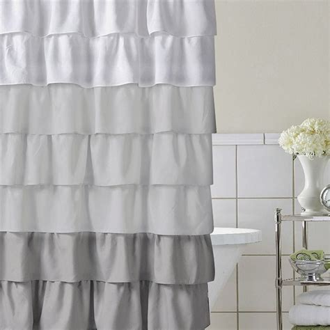 Whimsy Girl Pretty Things {ruffle Shower Curtains}
