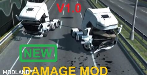perfect damage mod   mod  ets