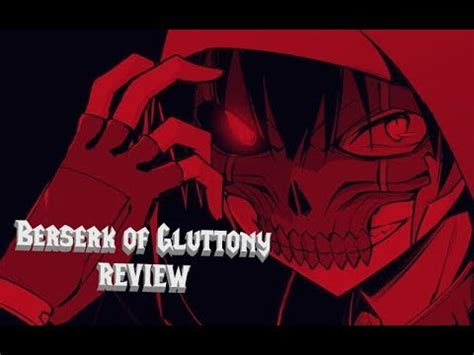 review berserk  gluttony novela ligera recomendada