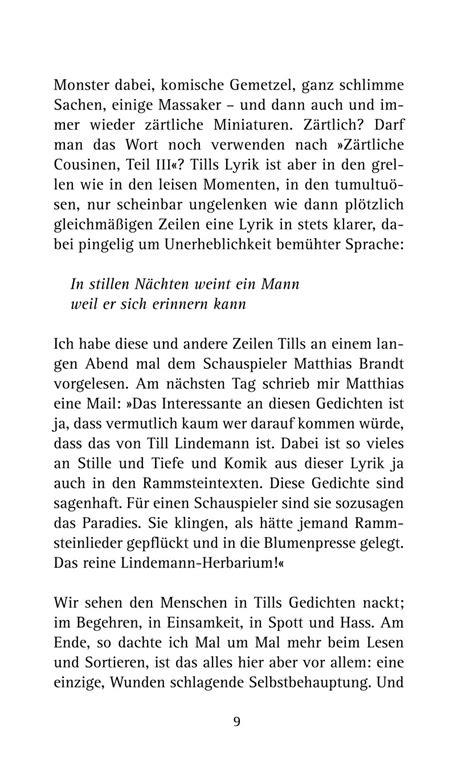 Rammstein World - Book In stillen Nächten