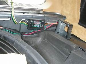 Experiences On Installing Cayenne Trailer Wiring