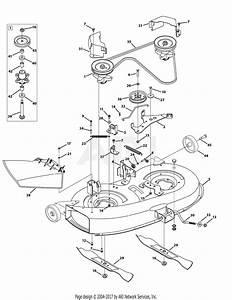 Mtd 13an79gf897  2011  C79gf  2011  Parts Diagram For