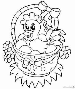 Dessin A Imprimer De Paques : coloriage de paques gratuit coloriage paques s 6253 ~ Melissatoandfro.com Idées de Décoration
