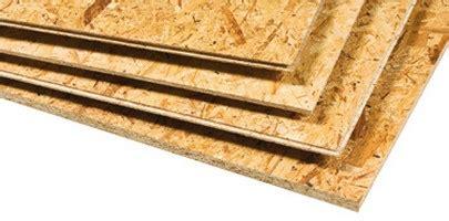 panneau bois osb fibre pas cher cloison ou plancher