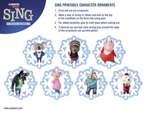 sing coloring pages sing  printables  activity sheets