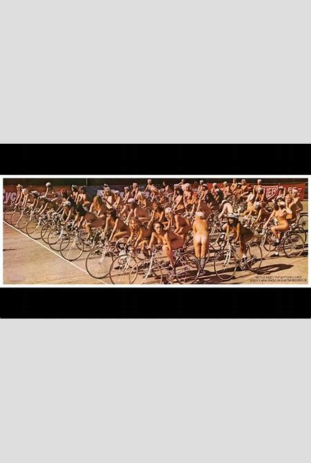 Queen - Bicycle Race - YouTube