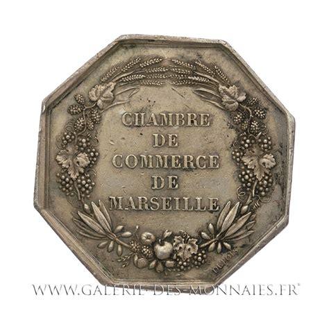 chambre commerce marseille napoleon iii 1852 1870 jeton otogonal chambre de