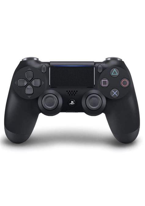dualshock  controller black   ps simplygames