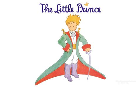 The Little Prince Wallpaper Wallpapersafari
