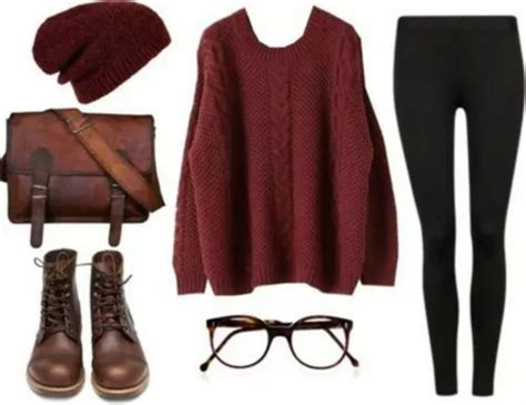 Oversized Sweaters Outfits Tumblr - Cashmere Sweater England