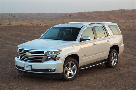 chevrolet tahoe reviewmotoring middle east car news