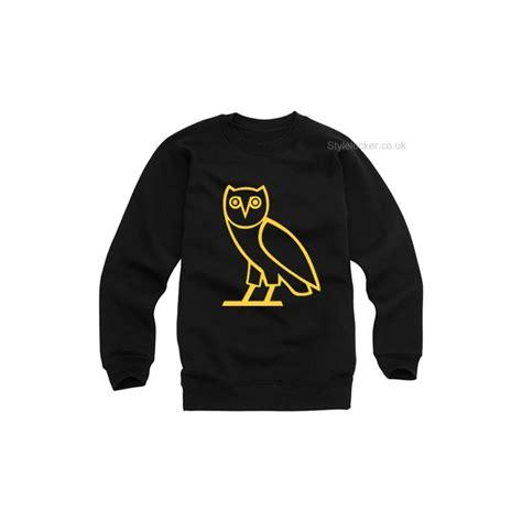 ovo sweater octobers own ovo owl sweatshirt