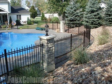 pool fence landscaping ideas 25 best ideas about fence around pool on pinterest garden fencing backyard fences and picket