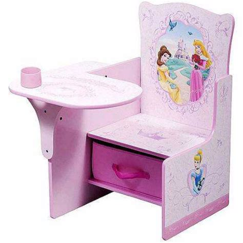 desk toddler chair table disney furniture draw study