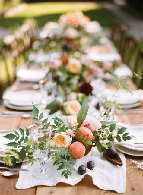 5 stunning wedding table ideas