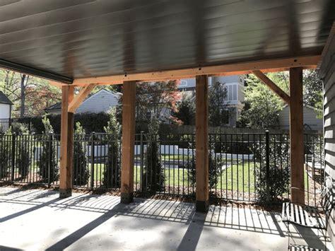 support columns  porch metal randolph indoor  outdoor design