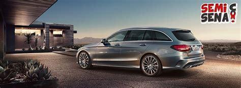 Gambar Mobil Mercedes C Class Estate sedan mewah c class estate mulai dijual semisena