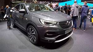 Opel Grand Land X : opel grandland x innovation new model compact suv i grey colour walkaround interior ~ Medecine-chirurgie-esthetiques.com Avis de Voitures