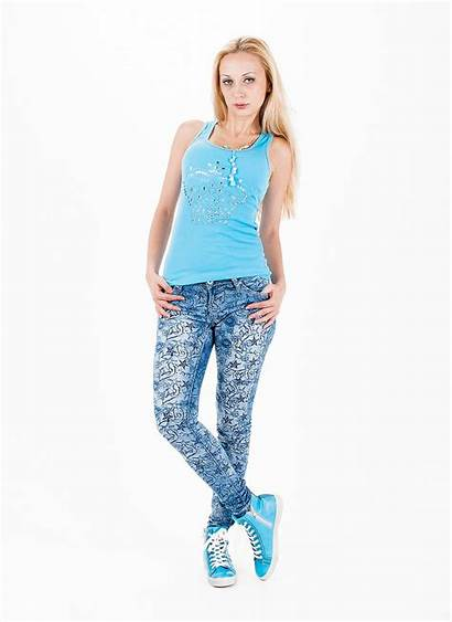 Outfit Jean Topsjeans