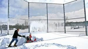 Field Of Screams Snow Delays Spring Sports Season