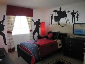 teen boys rock n roll room design dazzle