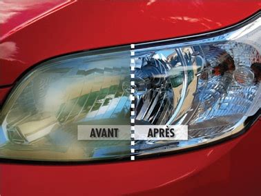 Rénovation Optique De Phares  American Car Wash