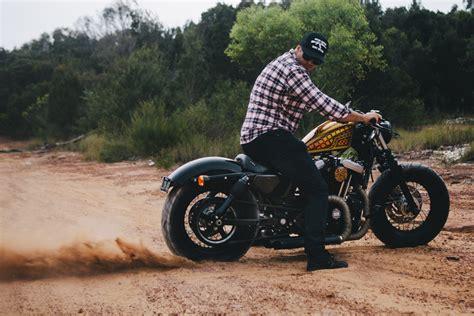 Chris' Harley-davidson 48