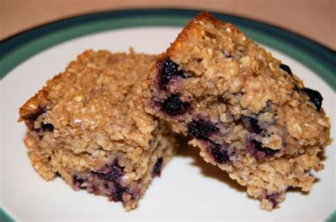 Dried Oatmeal Paste Squares Recipe