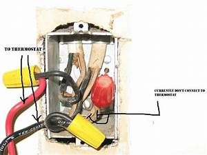 Single Pole Vs  Double Pole Thermostat - Electrical