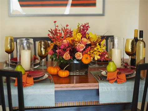15 Stylish Thanksgiving Table Settings Entertaining