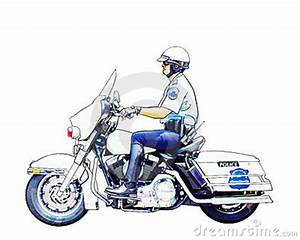 police motorcycle clipart - Clipground