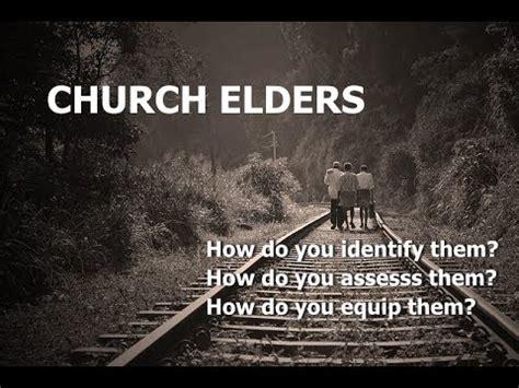 church elder training resource leadership training