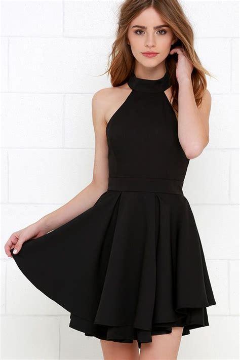 Halter Little Black DressSimple Mini DressMB 12 u00b7 Ms Black u00b7 Online Store Powered by Storenvy