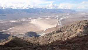Dantes View Panorama In Death Valley Np