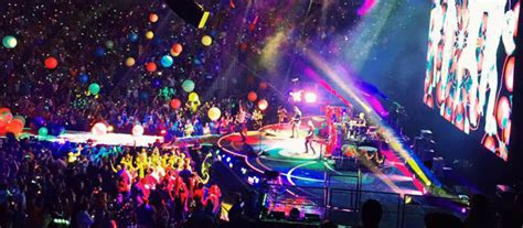Business Students and Alumna Work in VIP at Coldplay ...