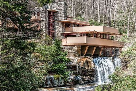12 Facts About Frank Lloyd Wright's Fallingwater  Mental
