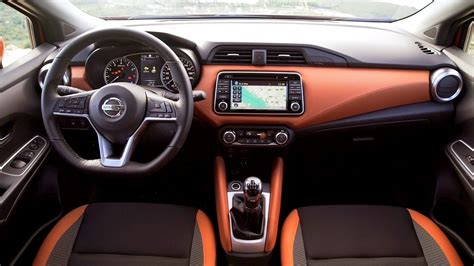 nissan micra  official interior video youtube