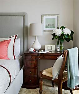 Schreibtisch Im Schlafzimmer : 30 moderne schlafzimmer ideen ~ Sanjose-hotels-ca.com Haus und Dekorationen