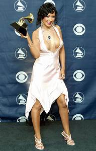 Christina Aguilera, 2004 | Grammys Red Carpet: Most ...