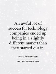 An awful lot of... Upmarket Quotes