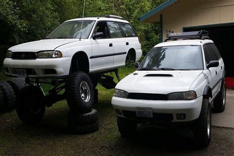 subaru lifted pictures of outbacks that are quot different quot page 66