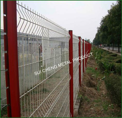 decorative wire mesh fence stainless steel wire hogs fence
