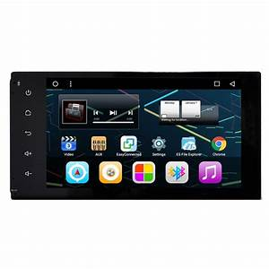 7 U0026quot  Android Car Stereo Audio Autoradio Headunit Head Unit For Toyota Fortuner Tundra Sequoia