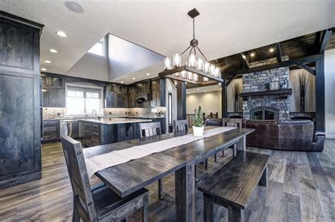 home design photo gallery fine  homes calgary home builders
