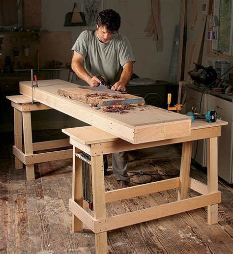 forget     workbenches finewoodworking