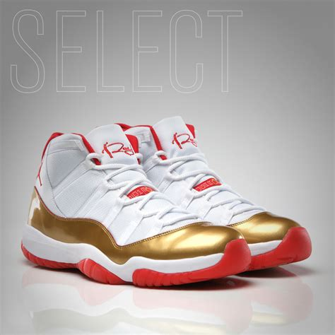 sneaker news select exclusive air jordan xi ray allen