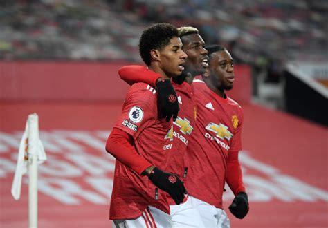 4-2-3-1 Manchester United Predicted Lineup Vs Aston Villa ...
