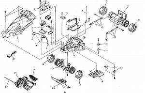 Nikko Remote Control Car Lobo Iv Parts